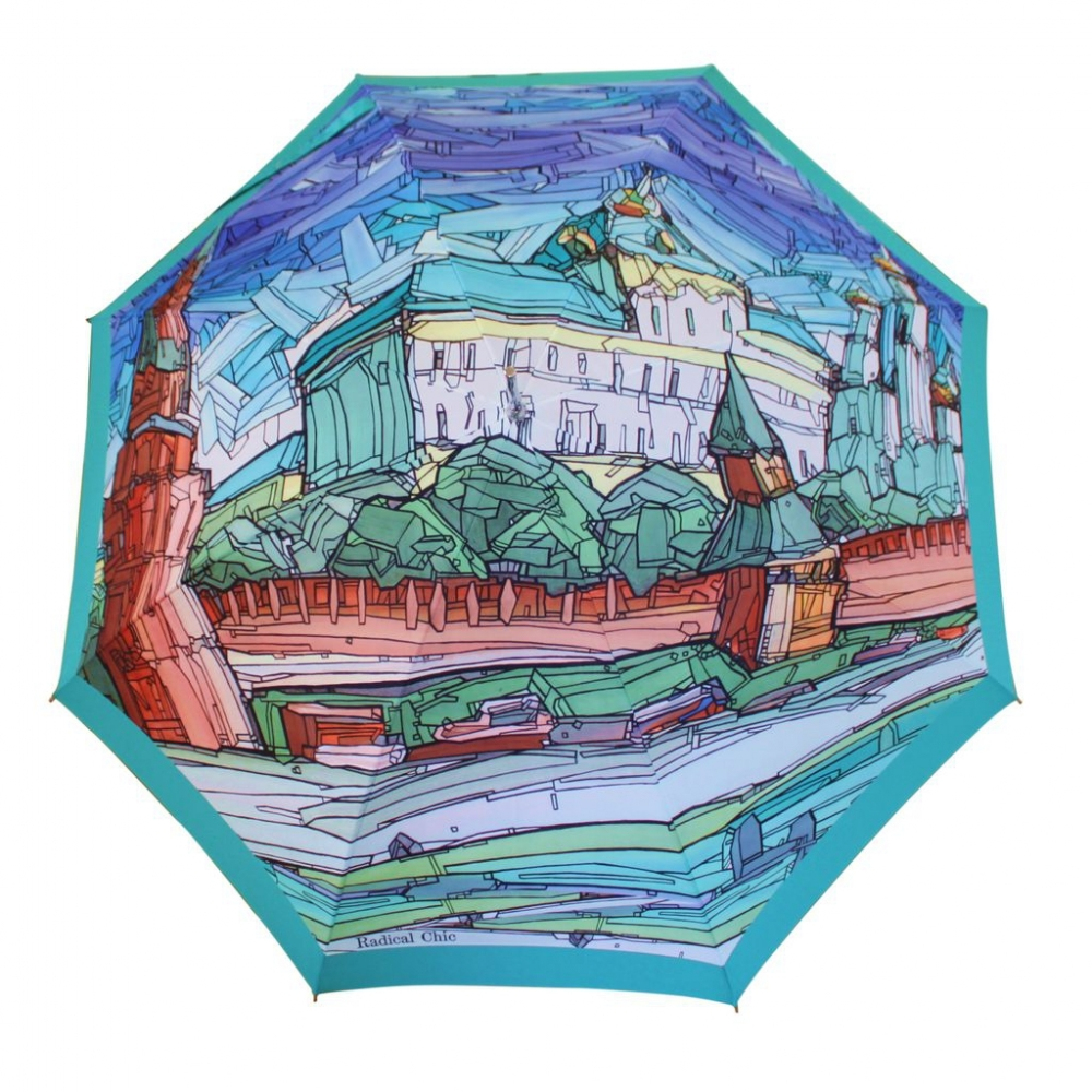 Stick umbrella Kremlin