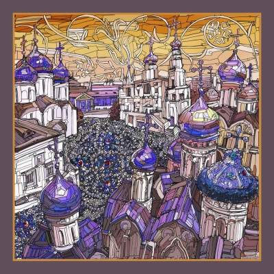 Scarf Kremlin's treasury